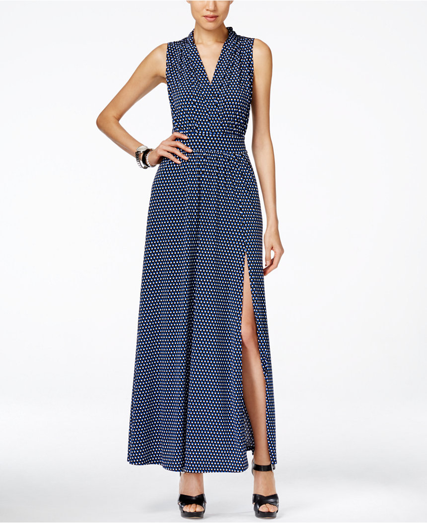 Michael Kors Alston Maxi Dress