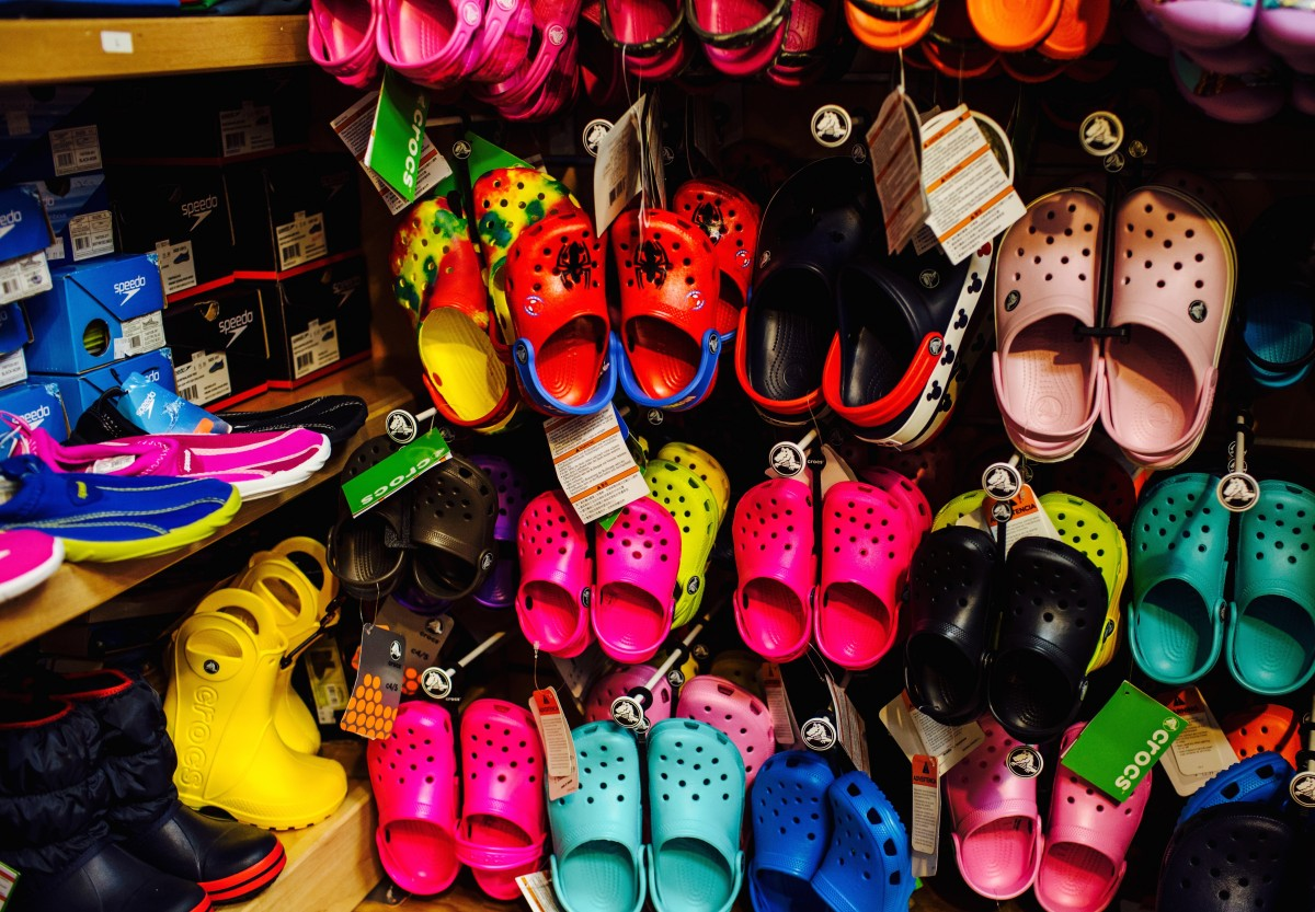 Great selection of kids' seasonal shoes including rain boots and Crocs