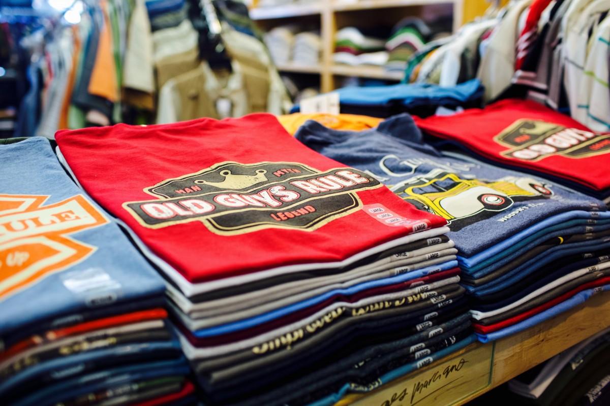 Funny shirts for men make a memorable gift or souvenir