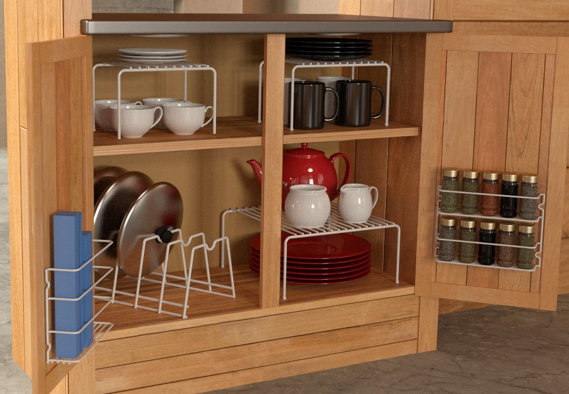clear cabinet