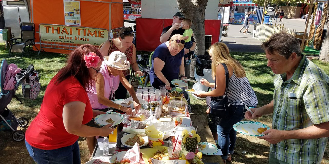 Best Food at the Sonoma County Fair? We know…