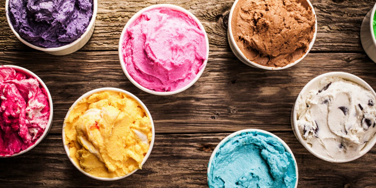 31 Flavors: Best Ice Creams of Sonoma County