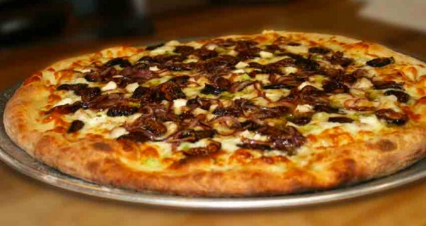 Forestville Pizza in Forestville. (Photo courtesy of Forestville Pizza)