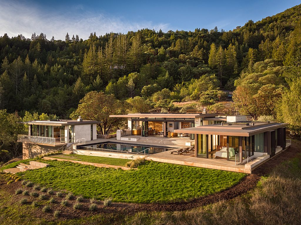 16 Stunning Wine Country Vacation Pools  Sonoma Magazine