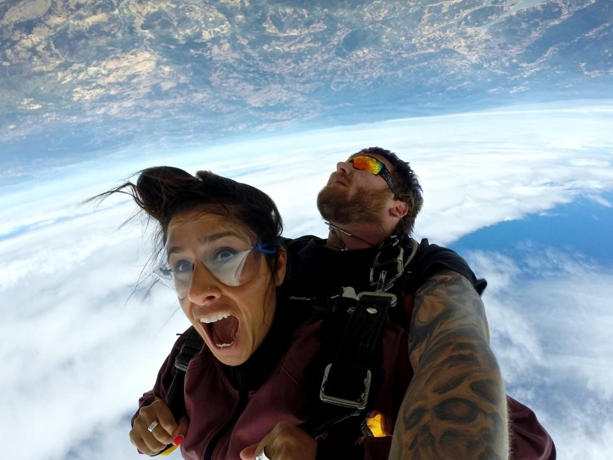 skydive - 1