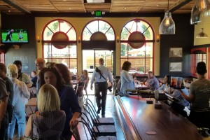 Steele and Hops, a brew pub in Santa Rosa, has opened. Heather Irwin