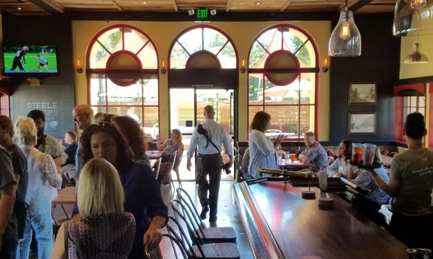 Steele and Hops Brewpub Opening