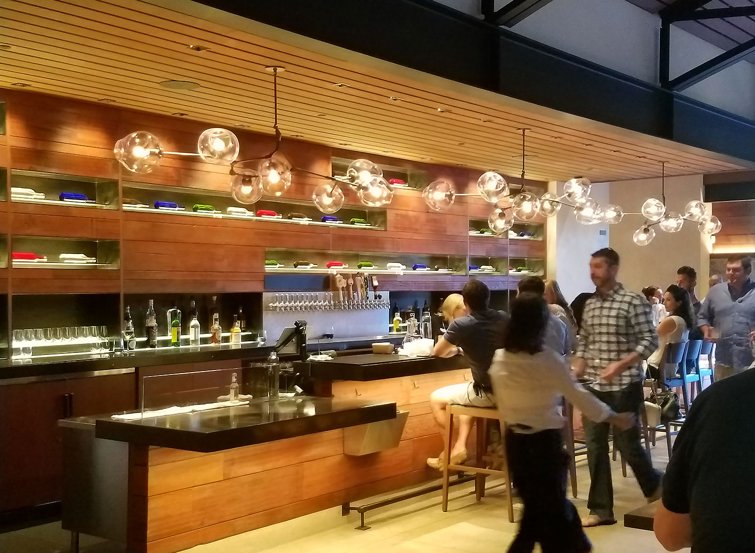 Two Birds One Stone has opened in St. Helena, Napa, with Michelin-starred chefs Douglas Keane and Sang Yoon. Heather Irwin
