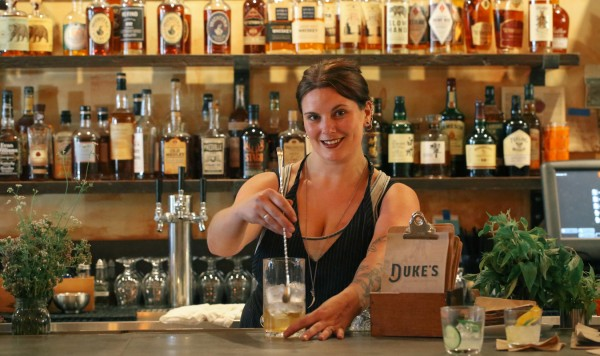 Duke's Spirited Cocktails, courtesy Lisa Mattson