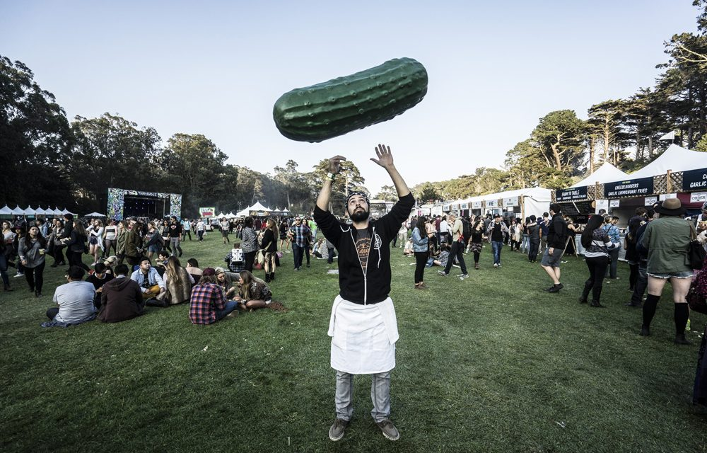 The Food King of Outside Lands: Your Guide to OL Eats