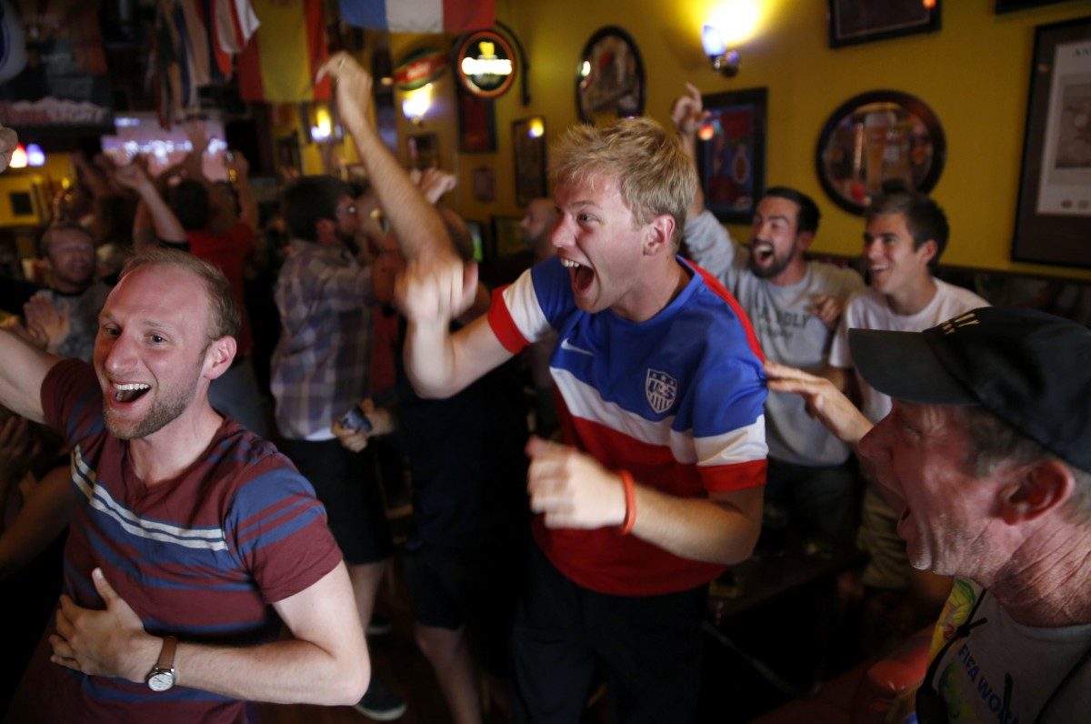 Sweet Spot in Santa Rosa is the spot to get your soccer fix, or
