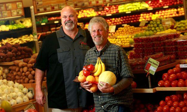 Tom Scott Retiring from Oliver's Markets