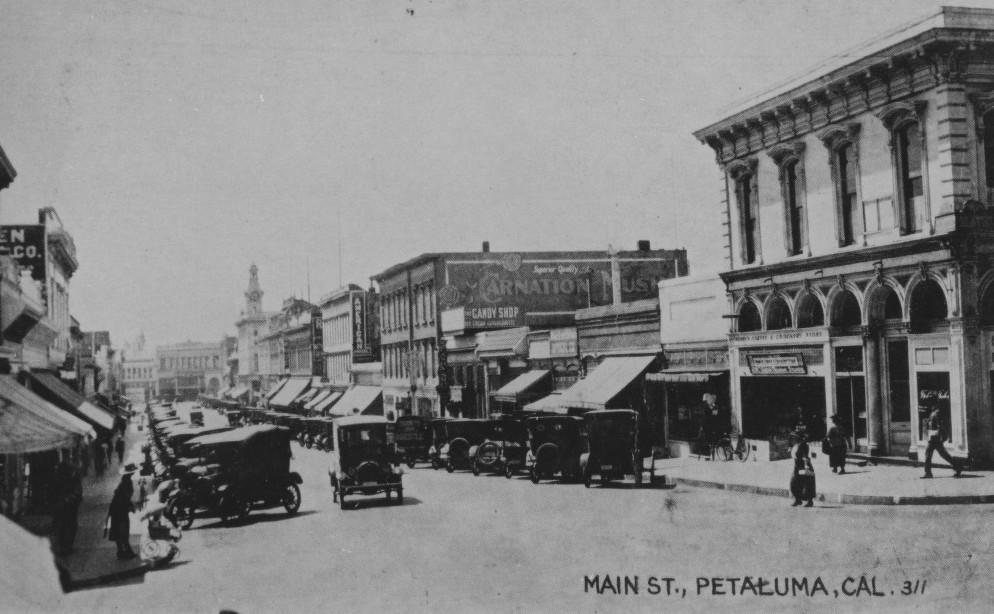 Petaluma+history