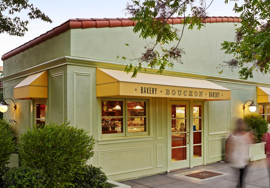 Thomas Keller's Bouchon Bakery in Napa. (Photo Courtesy thomaskeller.com)