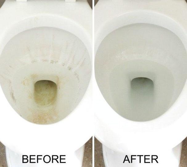 cleantoilet