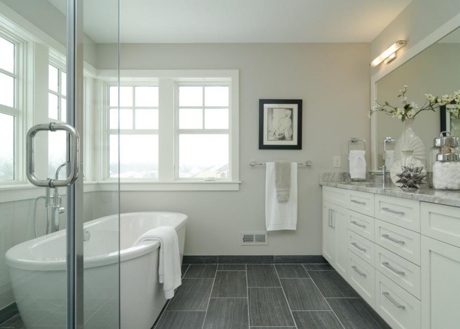 Time Saving Tips For A Spotless GermFree Bathroom - How to clean bathroom floor stains