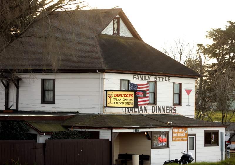 Denucci S Restaurant