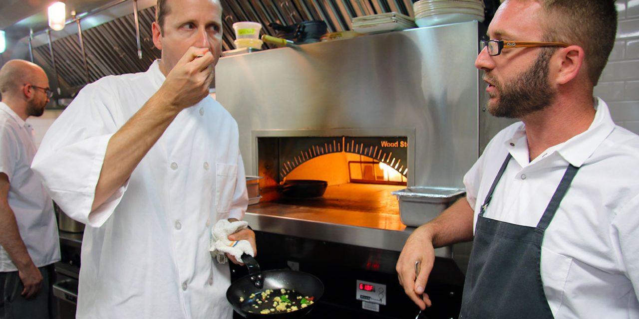 County Bench Kitchen + Bar Spices Up Santa Rosa