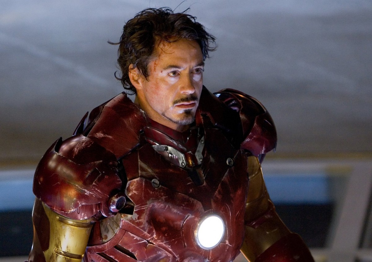 Robert Downey Jr. in the original Iron Man from 2008. (Photo Courtesy IMDB)