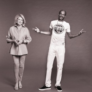 Snoop and Martha are hosting a new diner party show this fall on VH1