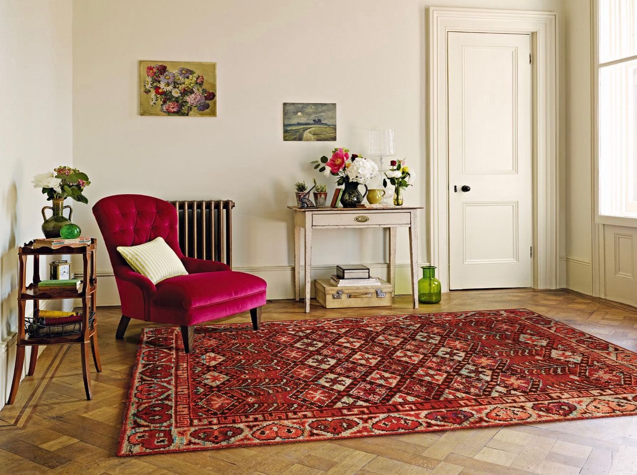 Transform Any Room in Your House with an Area Rug