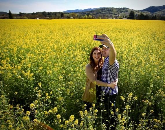 selfie - 1