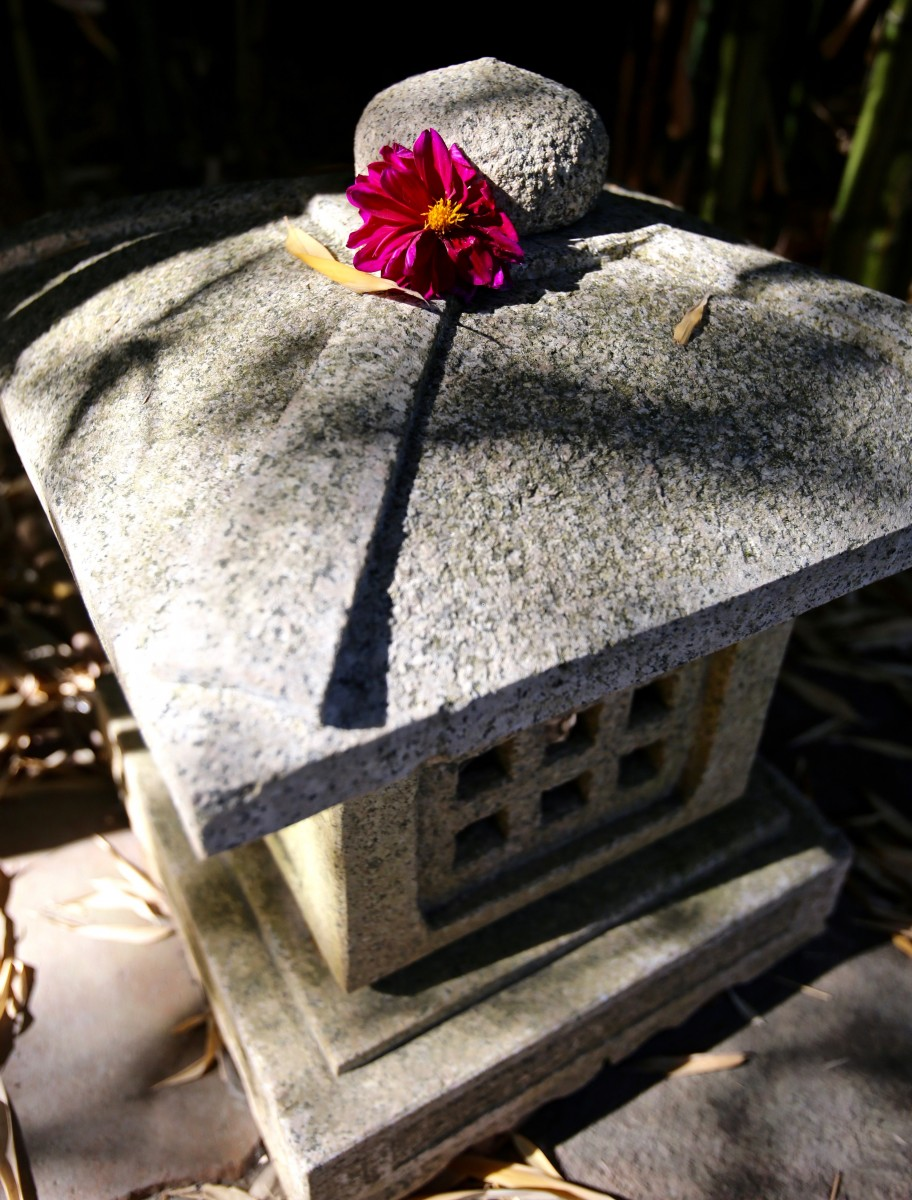 Outdoor Sculptures, Such As Stone Pagodas, Buddha Statues, And Abstract  Sculptures, Can Help Transform Your Zen Garden Into A Meditative Space By  Separating ...