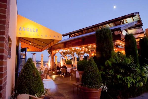 Angele Restaurant in Napa