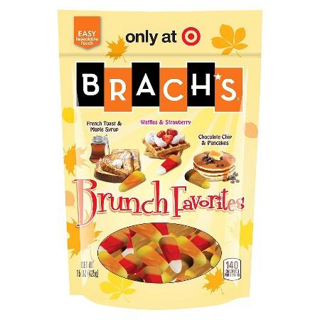 Brach's Brunch Flavor candy corn for Halloween 2016