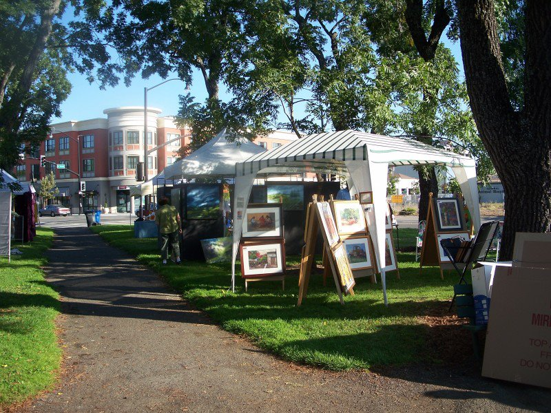 59th annual Art in the Park