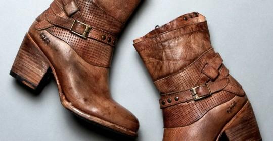 Bed Stu short boots at Robindira Unsworth