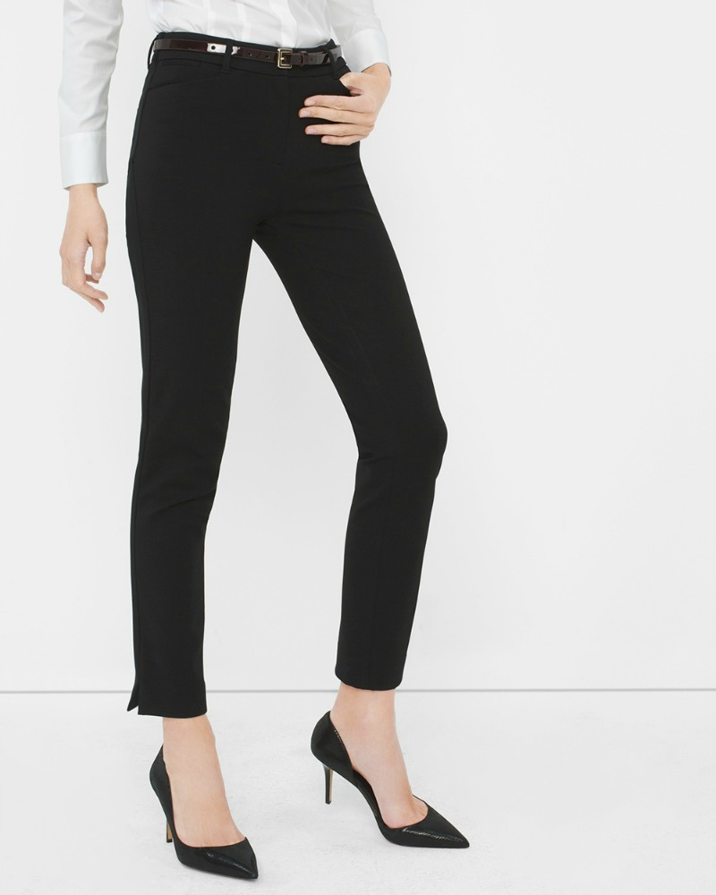Black Ankle pants White House Black Market Montgomery Village