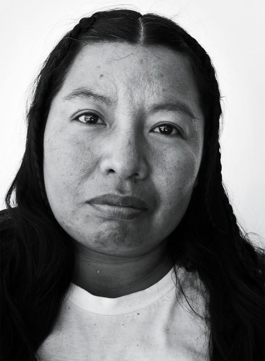 Catalina Martinez, 38, Veracruz, Mexico • 9/23/2015, A. Rafanelli Winery vineyard, Healdsburg