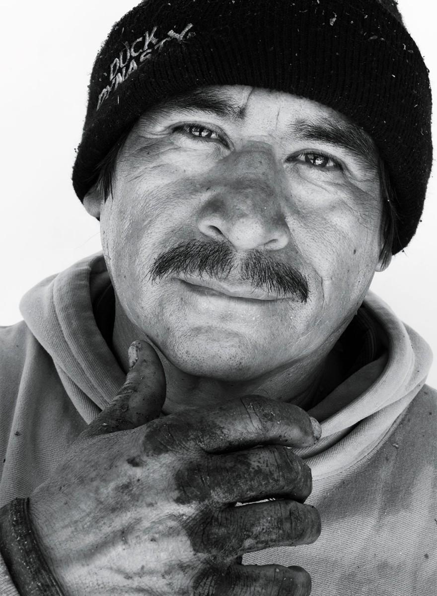 Fernando Hernandez Perez, 50, Culiacán, Sinaloa, Mexico. 9/24/2015, Rancho Lazaro vineyard, Sonoma