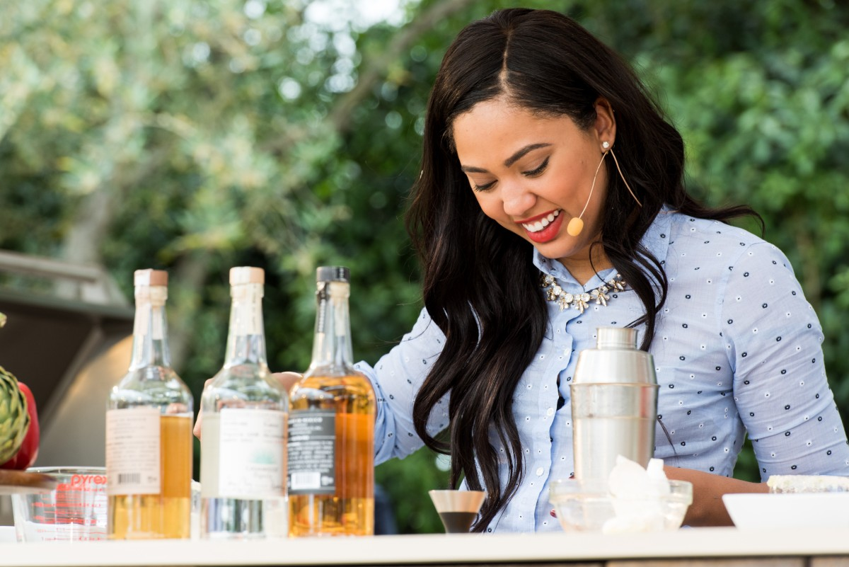 Ayesha Curry (Photo by Rebecca Chotkowski)
