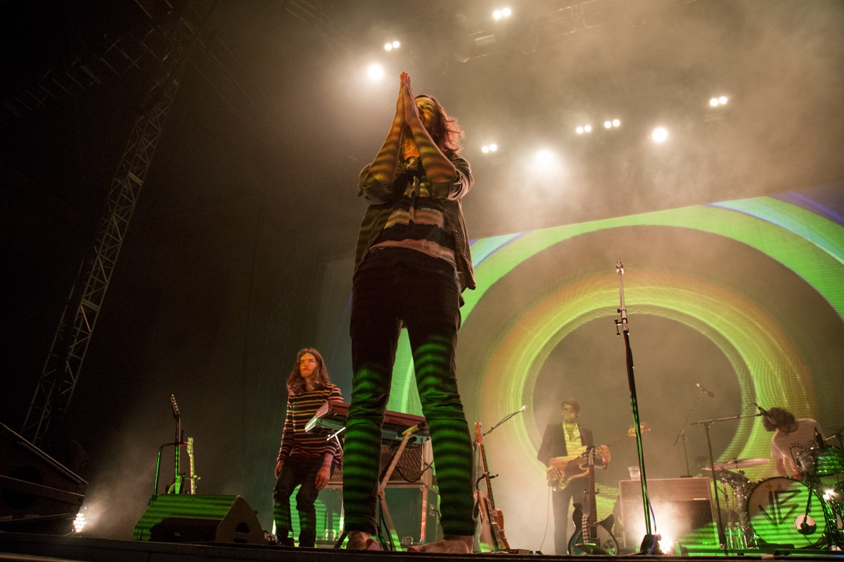 Tame Impala at Hearst Greek Theatre 01