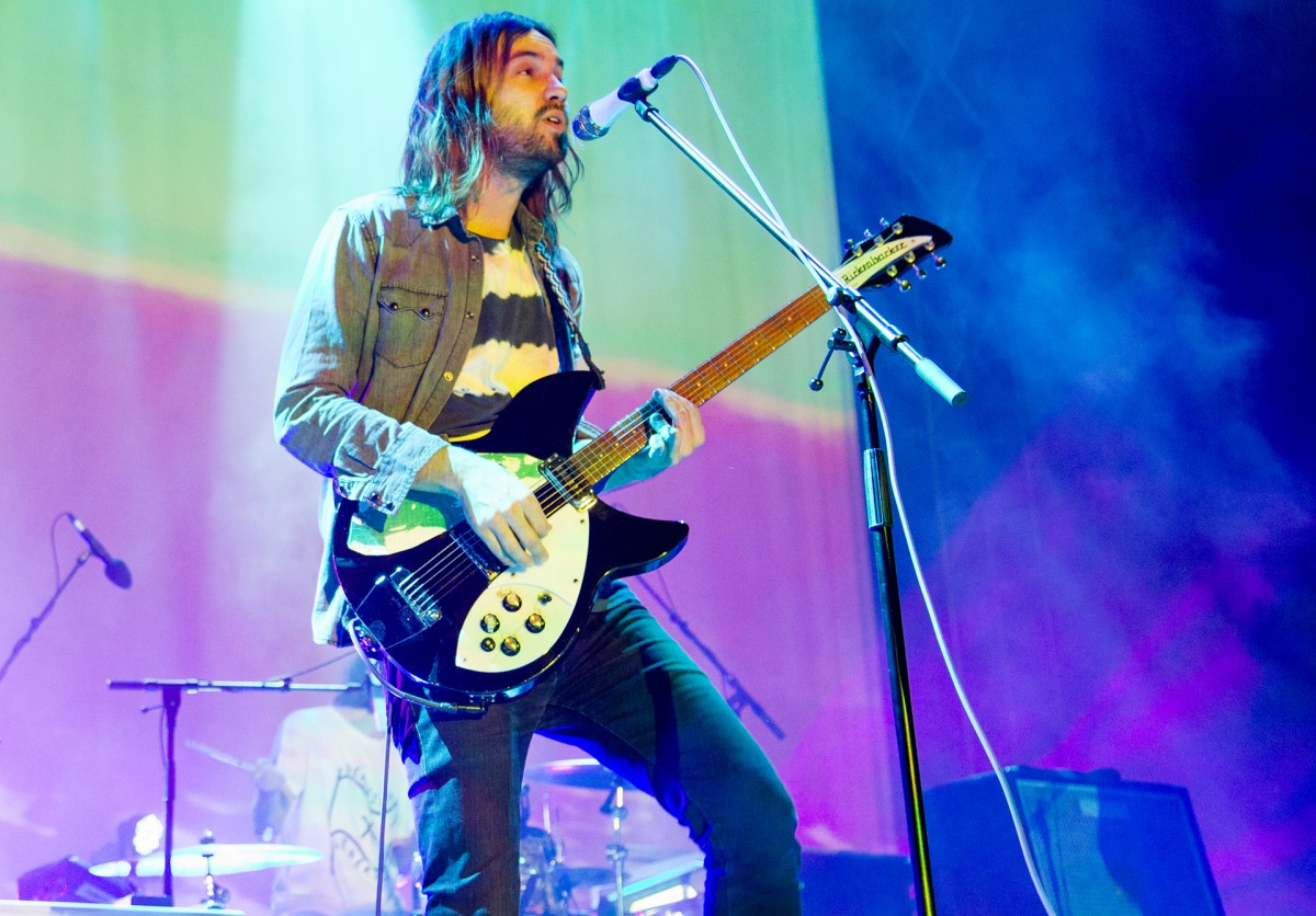 Tame Impala at Hearst Greek Theatre 06