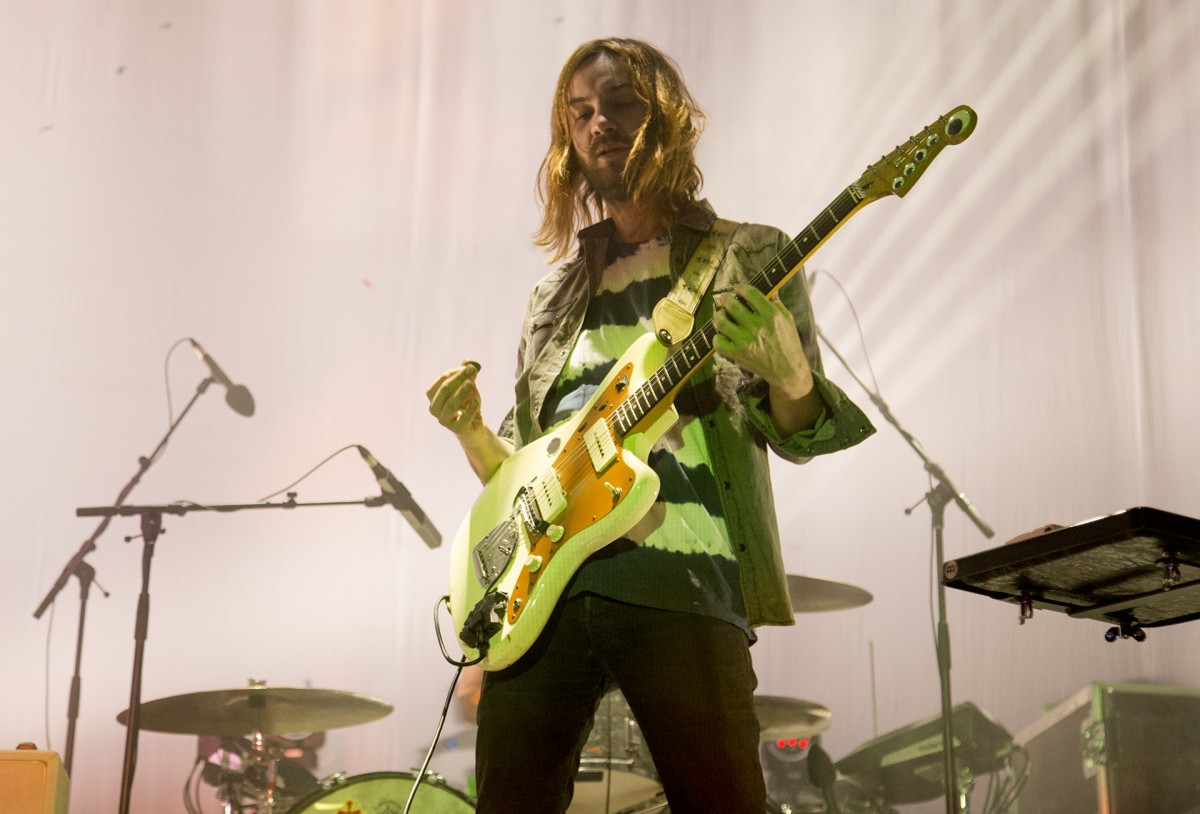 Tame Impala at Hearst Greek Theatre 07