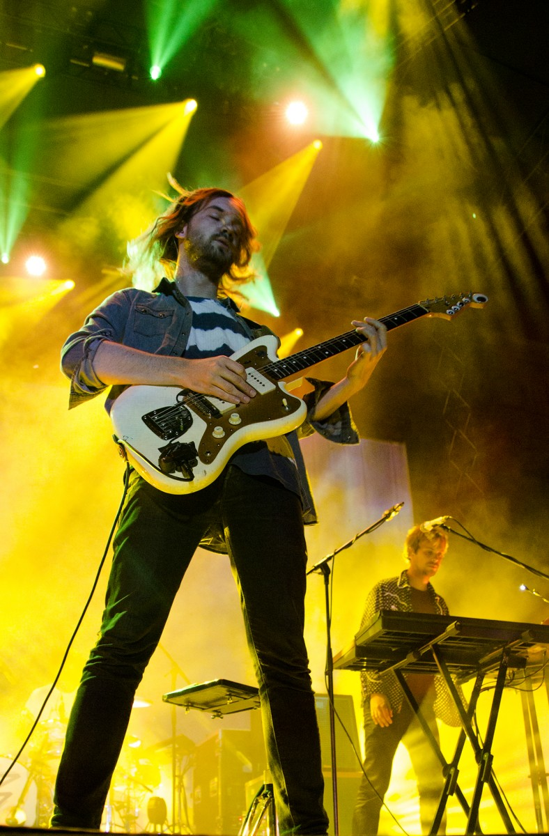 Tame Impala at Hearst Greek Theatre 09