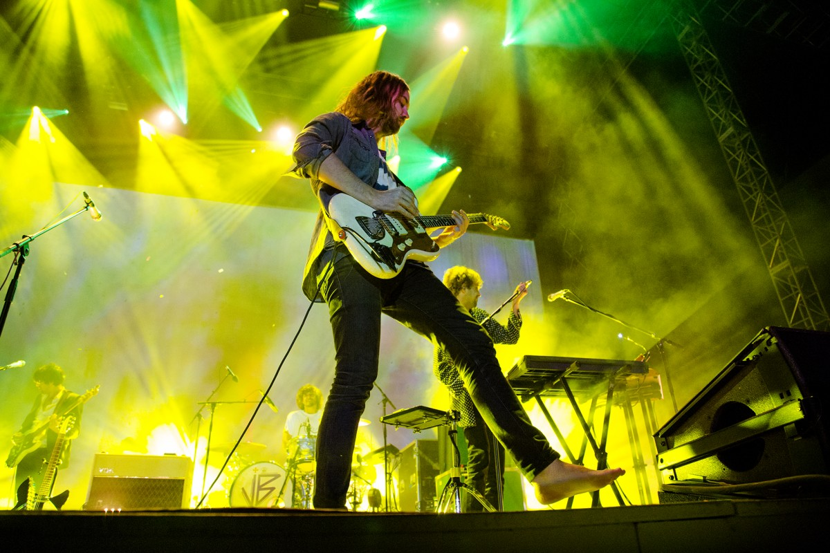 Tame Impala at Hearst Greek Theatre 11