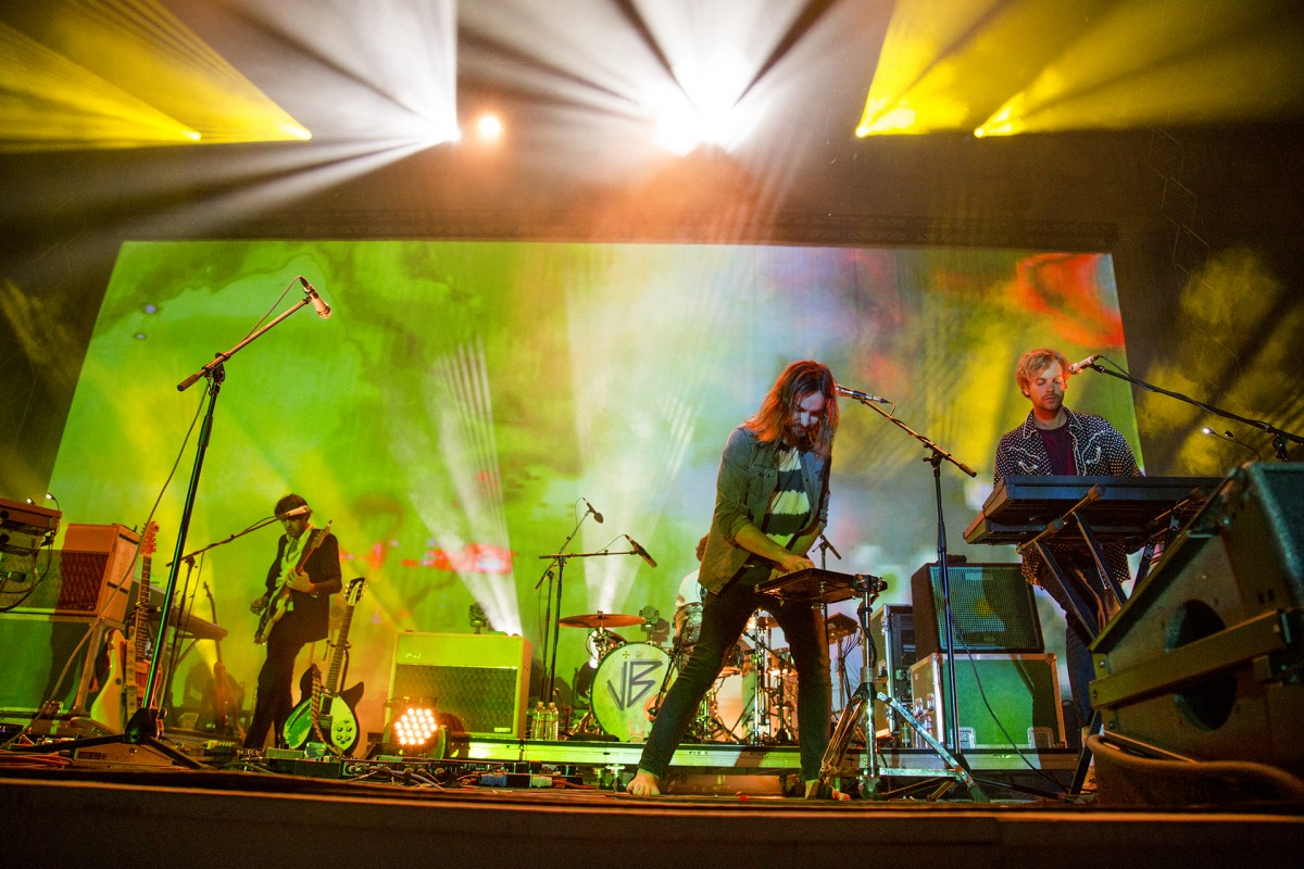 Tame Impala at Hearst Greek Theatre 13