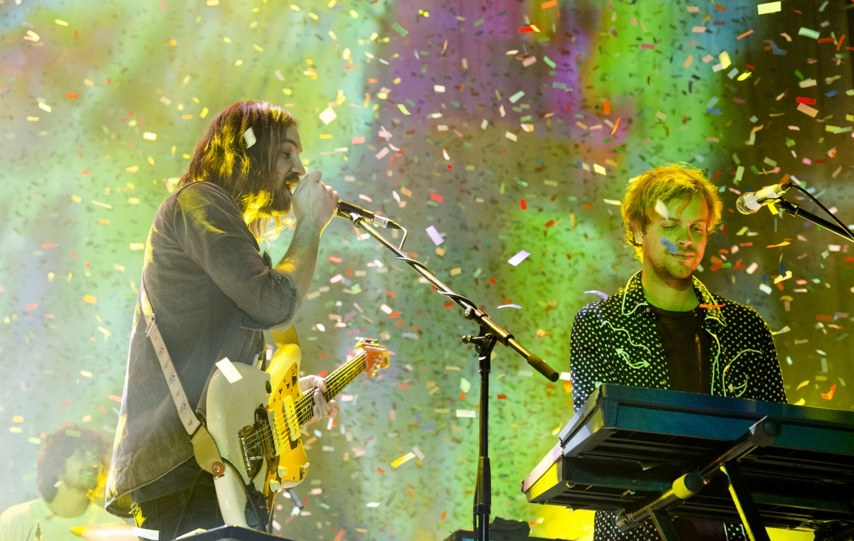 Tame Impala at Hearst Greek Theatre 14