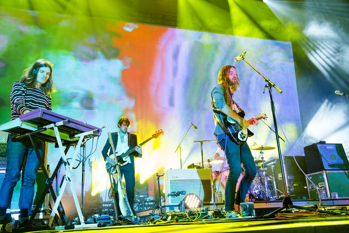Tame Impala at Hearst Greek Theatre 16
