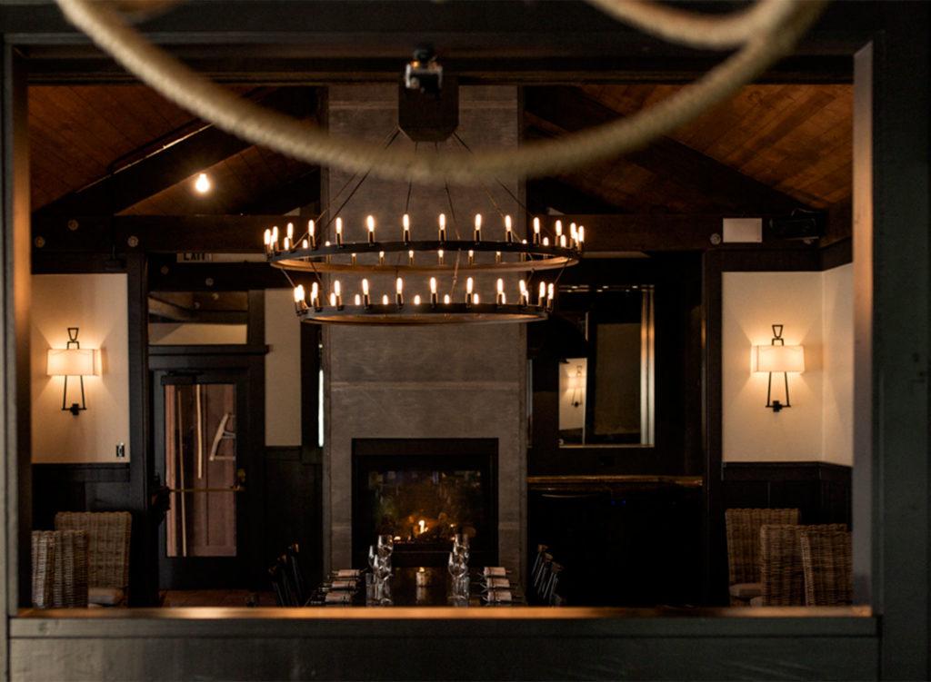 Interior of Revival Restaurant in Guerneville. Photo Kelly Puleio