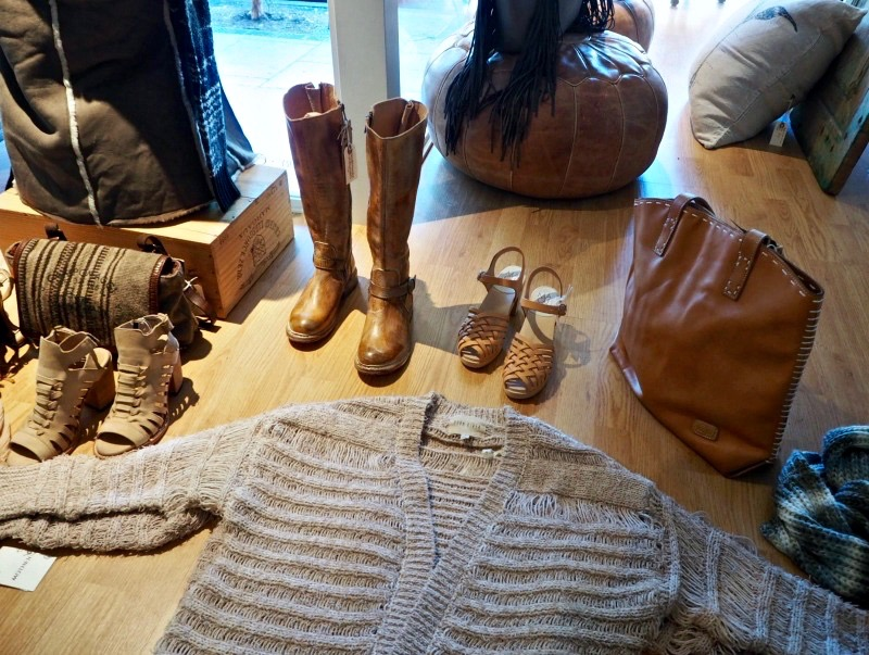 Fall Essentials from Robindira Unsworth Boutique in Petaluma