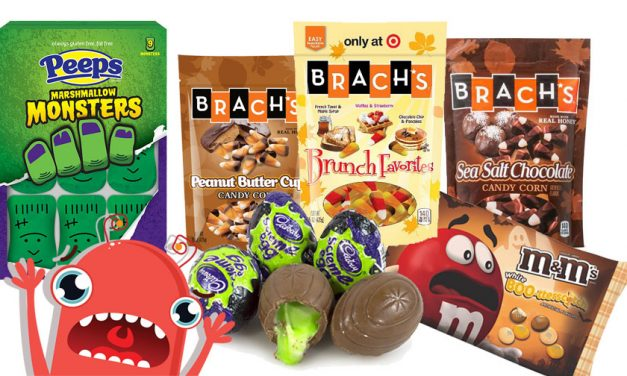 Seriously Scary: Halloween Candy Horrors