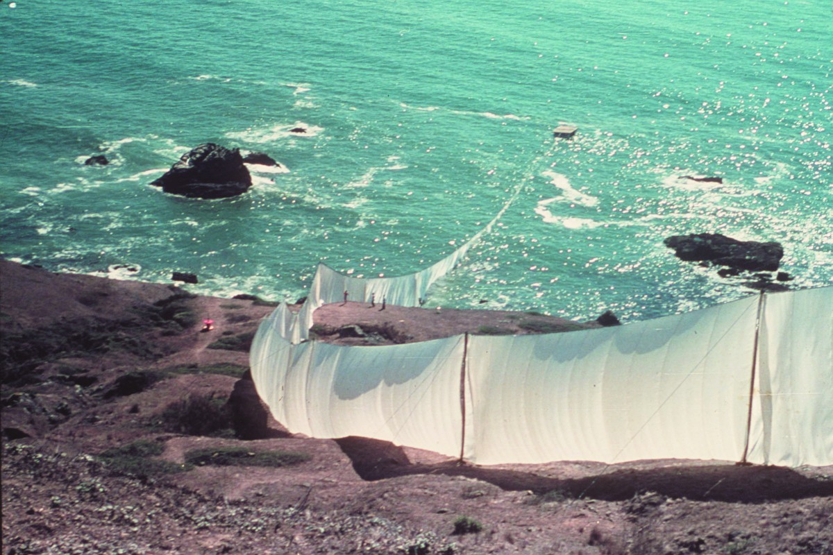 Christo S Running Fence 40 Years Later Photos Stories