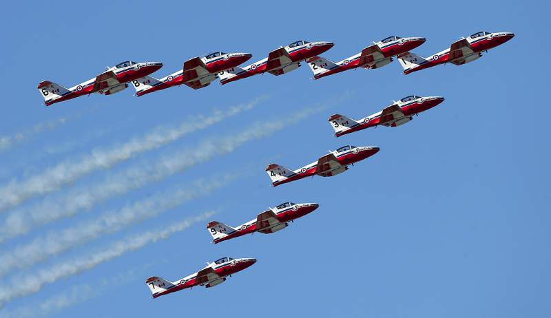 The Wings Over Wine County Airshow 2015 at the Charles M. Schulz Sonoma County Airport. (Photo by John Burgess)