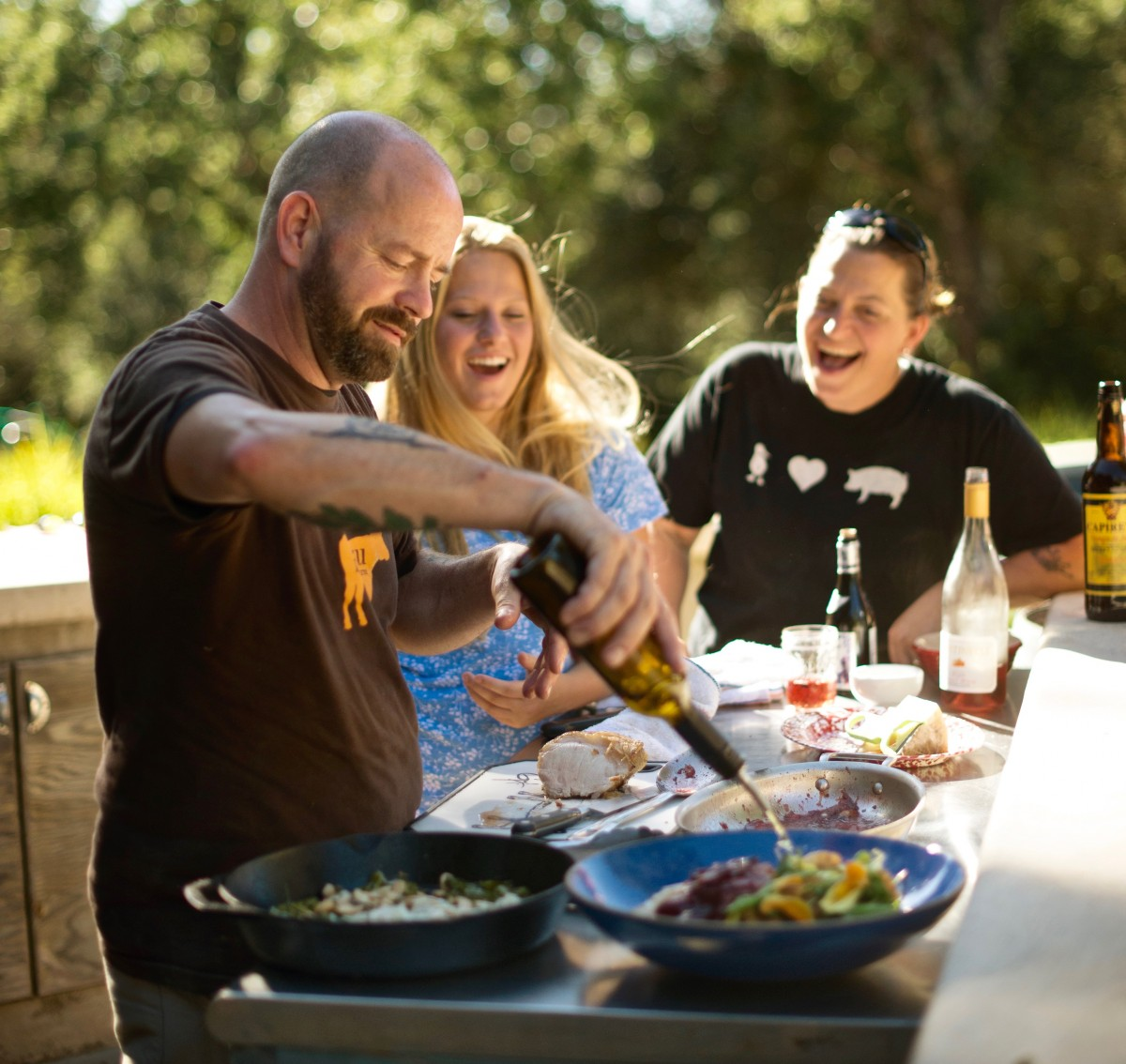 Farm To Table Life Zazu Kitchen Farm Sonoma Magazine