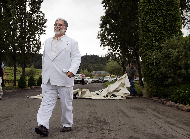Secret New Coppola Restaurant: Where is it?